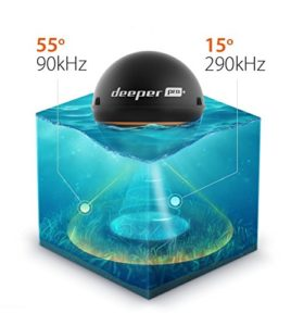 Deeper Smart Sonar Pro Plus Fishfinder
